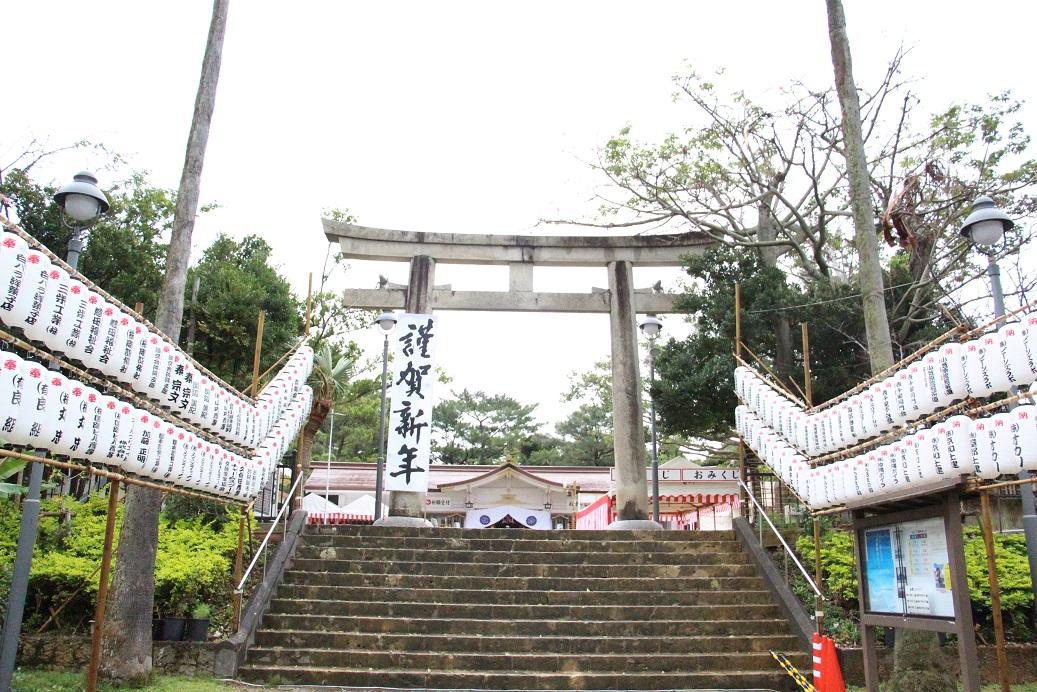 1護国神社